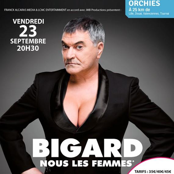 Bigard – Nous les femmes