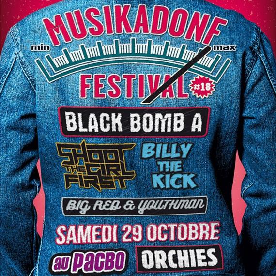 Musikadonf Festival #18