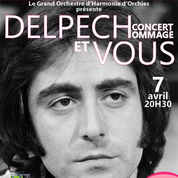 Delpech et vous