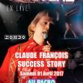 Claude François Success Story