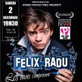 """Félix RADU dans """"LES MOTS S'IMPOSENT"""""""