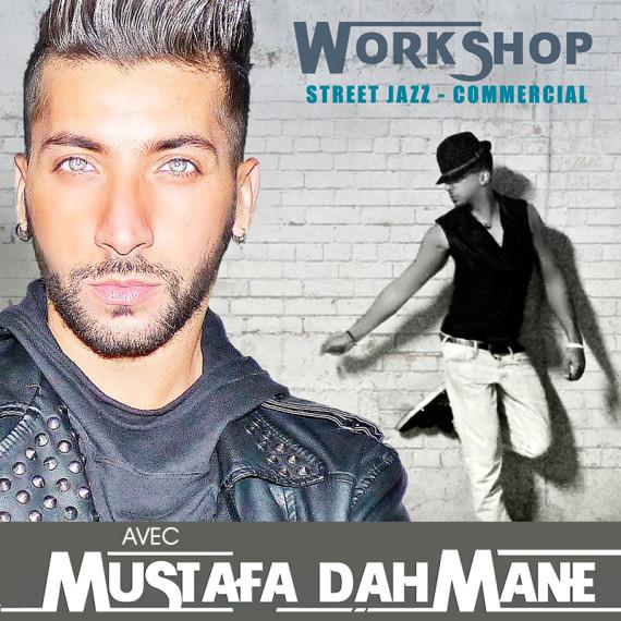 Workshop avec Mustafa Dahmane