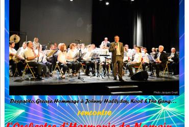 L'Harmonie de Beuvry la Forêt en concert