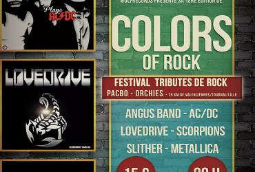Colors of Rock