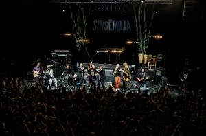 Sincemilia en concert