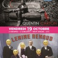 Lenine Renaud et Quentin Carton de Concert
