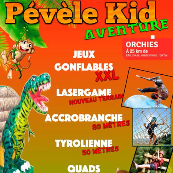 Pévèle Kid à la Davo Pévèle Arena