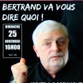 Bertrand va vous dire quoi !