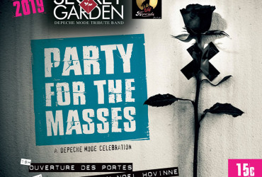 Party for the masses –  A Depeche Mode celebration