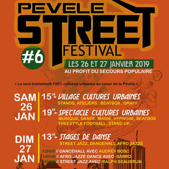 Pévèle Street Festival