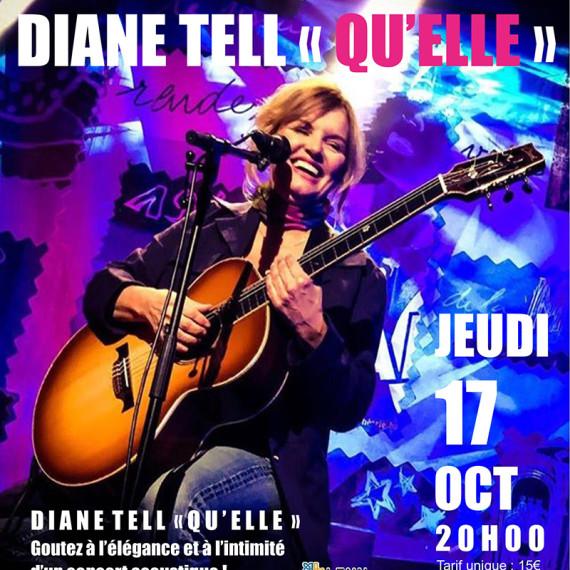 "Diane Tell ""Qu'elle"""