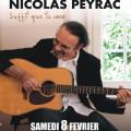 Nicolas Peyrac dans Les Acoustiques Improvisées