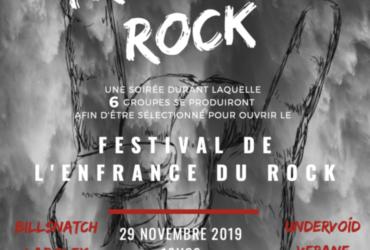 Tremplin Rock Français