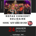 Repas Concert Solidaire