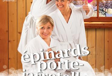 Épinards, Porte-jarretelles et Jacuzzi