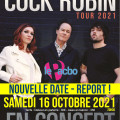 Cock Robin Tour 2021