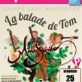 La balade de Tom : soirée jazz manouche