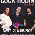 Cock Robin Tour 2020